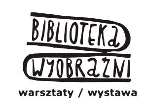BibliotekaWyobraźniwystawa_Logo