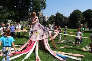 Letnie Pogotowie Sztuki 2015 – Park Starego Browaru