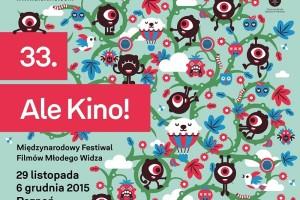 33  Ale Kino! Międzynarodowy Festiwal Filmów Młodego Widza