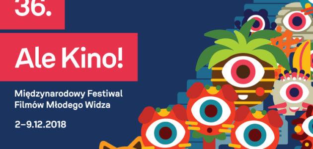36. Międzynarodowy Festiwal Filmów Młodego Widza Ale Kino!